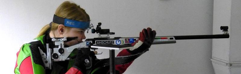 Mannschaftssilber für Yasmin Schulze beim ISSF-Junior Cup