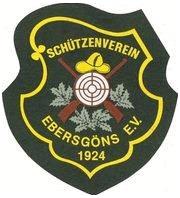 Schützenverein 1924 Ebersgöns e.V. Logo