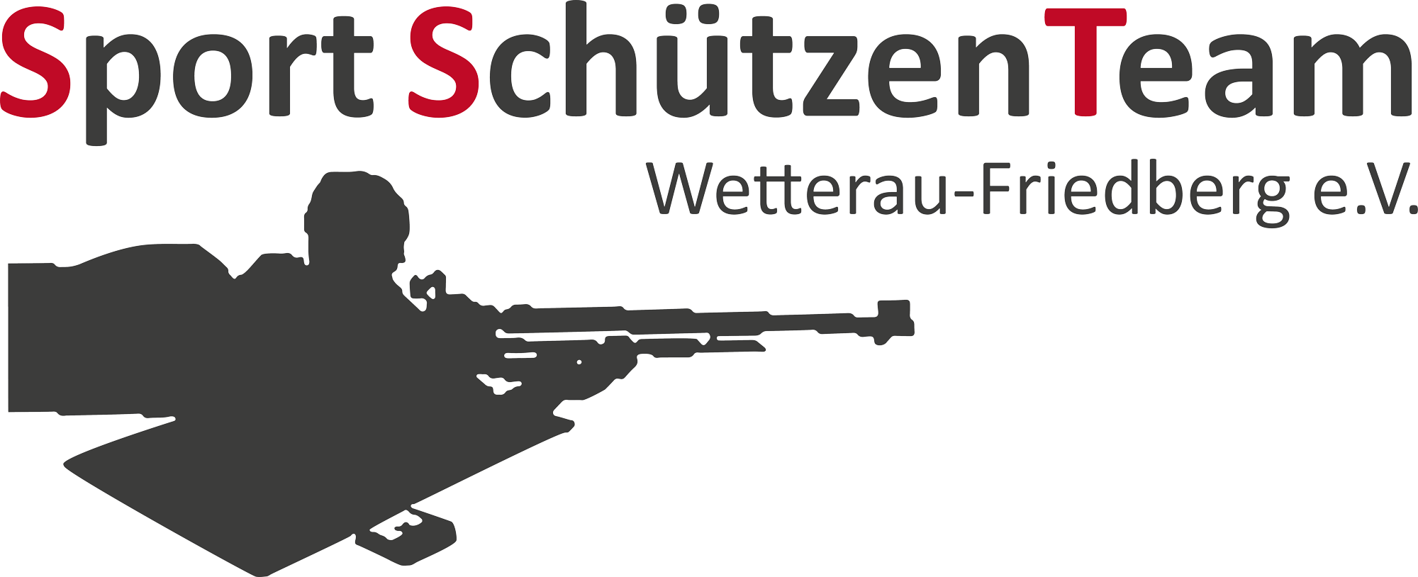 Logo SportSchützenTeam Wetterau-Friedberg e.V.
