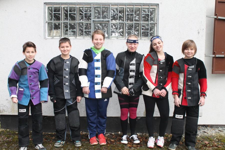 Team Wetterau dominierte