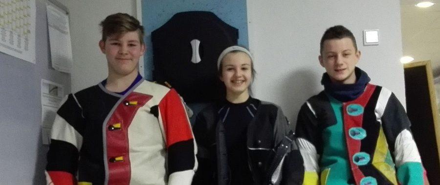 Emily Wehrum führt Team Wetterau zum Kreismeistertitel