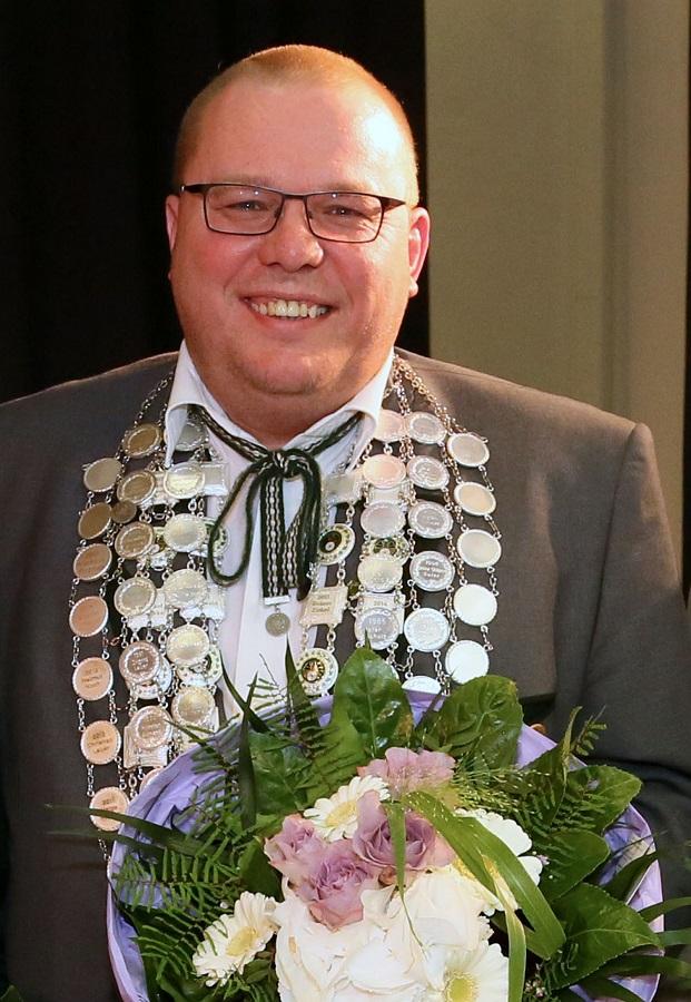 Ralf Winter Landesschützenkönig