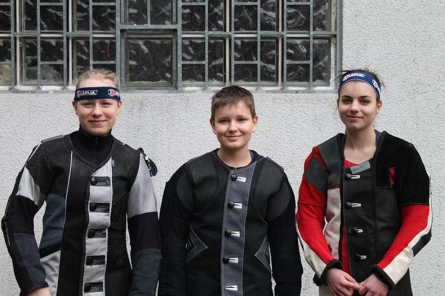 Team Wetterau verpasste Medaille