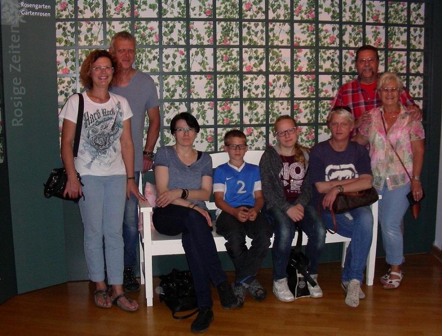 Rosenmuseum in Steinfurth