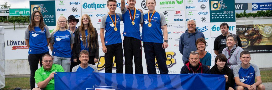 Team Wetterau erfolgreich in München