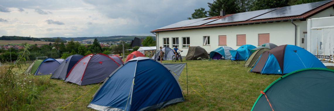 Zeltlager Team Wetterau